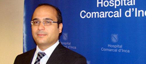 Luis Rafael Santiso, nuevo director general de Salud Pública