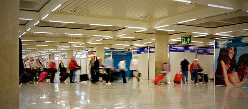 El aeropuerto de Palma perdió un 0,3% pasajeros en 2012