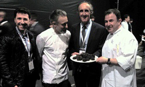 Un cocinero mallorquín paga 5.500 euros por un kilo de trufa negra