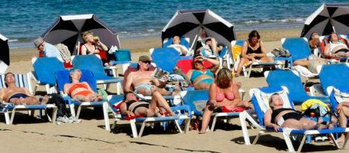 Los turistas extranjeros gastaron en Baleares un 5,9% más en 2012