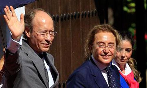 Victorio y Luccino entran en concurso de acreedores
