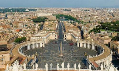 El Vaticano no acepta tarjetas de crédito