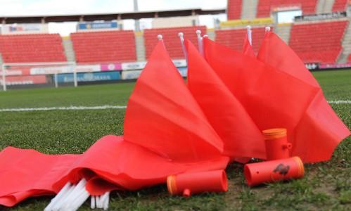 El RCD Mallorca quiere recibir al Osasuna con 10.000 banderas rojas