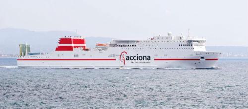 El fuerte temporal obliga a cancelar conexiones marítimas