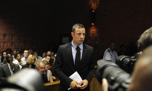 El juez concede la libertad bajo fianza a Oscar Pistorius