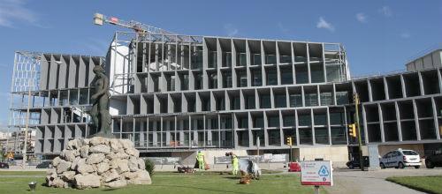 La demolición del palacio de congresos costaría 28 millones de euros