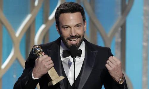 Argo gana el Oscar