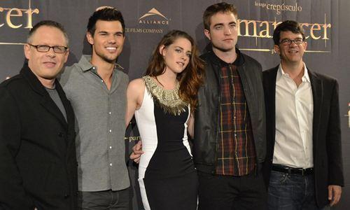 Los vampiros de 'Amanecer - Parte 2' arrasan en los anti-Oscar