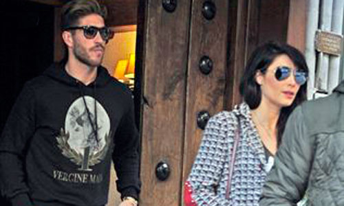 Sergio Ramos y Pilar Rubio hacen oficial su amor