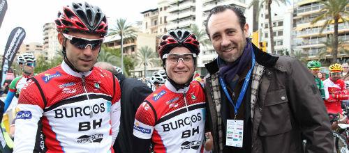 El president Bauzá ha dado la salida a la Challenge Vuelta a Mallorca