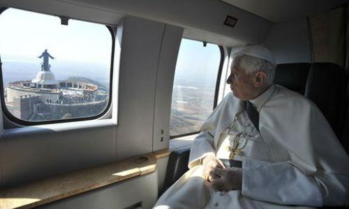 La renuncia del Papa dispara la venta de viajes a Roma