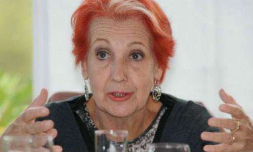 Rosa Maria Calaf disertará en Caixaforum