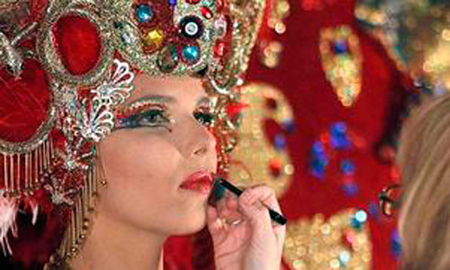Herida grave una candidata del Carnaval al incendiarse su traje