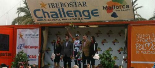 Dehaes gana la primera prueba de la Challenge Vuelta a Mallorca