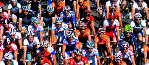 Desvíos del tráfico en Palma por la Challenge de ciclismo