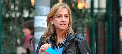 Manos Limpias volver� a pedir la imputaci�n de la Infanta Cristina