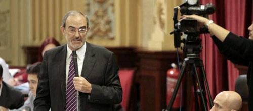 El PP denuncia que Diéguez (PSIB) esconde su renta complementaria