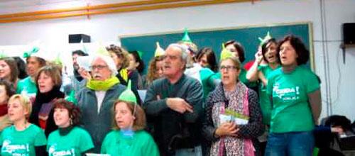 Los sindicatos convocan huelga de profesores el 13 y el 20 de marzo