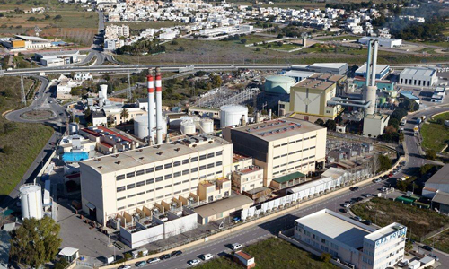Endesa aumenta su producción con gas natural en Eivissa