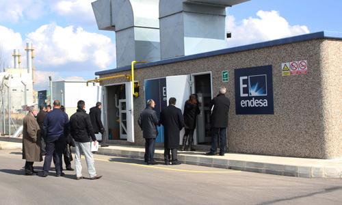Endesa abre al público su estación de gas natural vehicular
