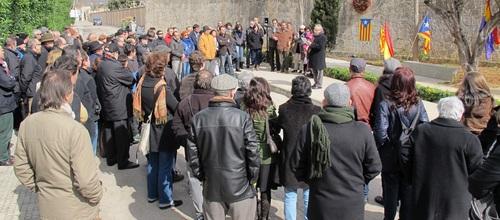 PSIB y Més rinden homenaje a las víctimas del franquismo