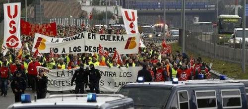 El 98% de los trabajadores de Iberia secunda la huelga en Mallorca