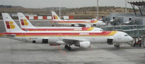 Iberia despedirá a 3.807 trabajadores