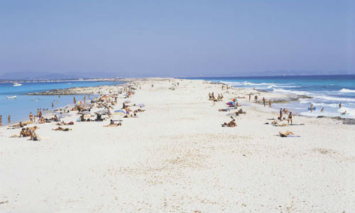 Ses Illetes (Formentera) es una de las mejores playas del mundo