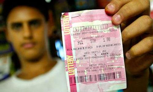 Una pareja gana la lotería dos veces el mismo día