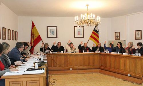 Marratxí aprueba los presupuestos de 2013