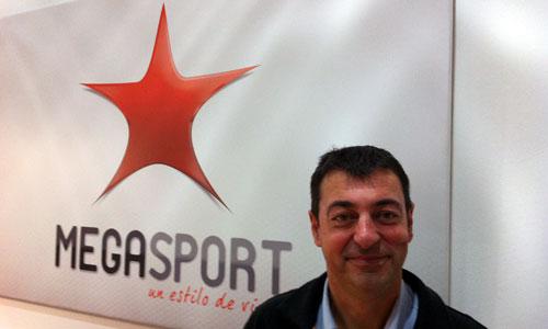 MegaSport estrena nuevo director