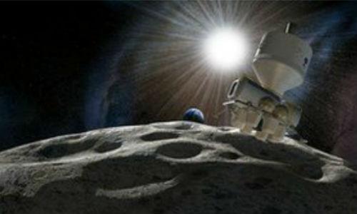 Buscadores de oro en el espacio