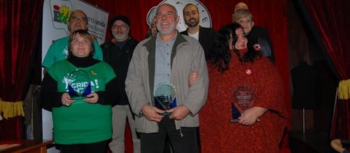 EU da sus premios Emili Darder a PAH-Mallorca, Crida y ATUHSE