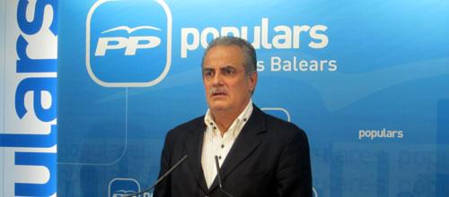 El PP pide al PSM que explique un desvío ilegal de fondos
