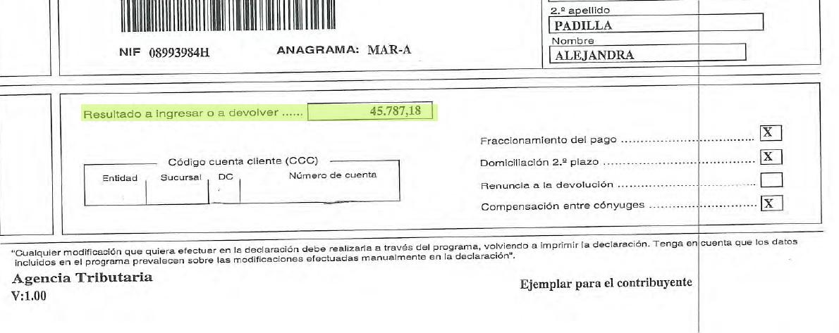 Bauzá publica su Declaración de Renta en la web del PP