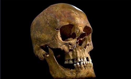 Identificados los restos de Ricardo III de Inglaterra