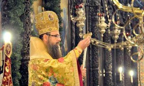 Un obispo dona su Rolex para pagar la luz de una Iglesia