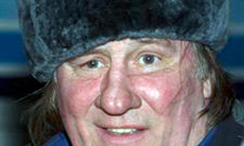 Depardieu, agradecido, ahora quiere rodar en Chechenia