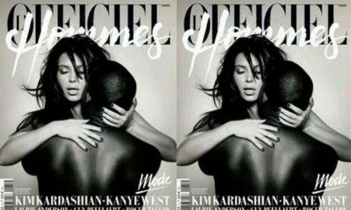 Kim Kardashian, sexy e implícita