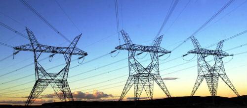 La demanda eléctrica cae un 3,4%