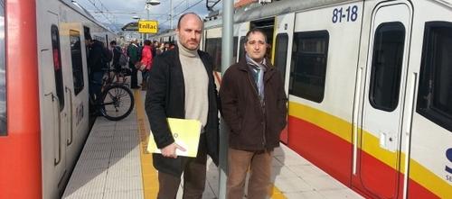 Més pide la electrificación del tren hasta Sa Pobla y Manacor