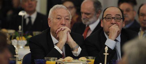 Margallo propone que las CCAA gestionen los impuestos como conciertos forales