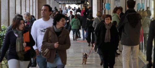 Sólo un 9% de los comercios mejoró sus ventas en febrero