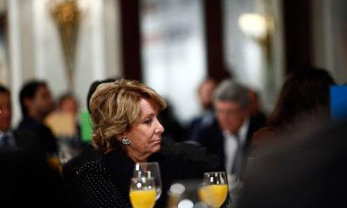 La COPE ficha a Esperanza Aguirre