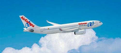 Air Europa no podrá reducir el sueldo un 15% a sus tripulantes de cabina