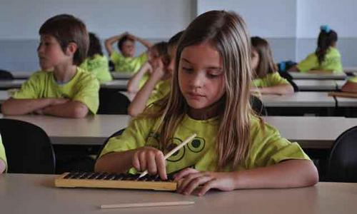 1.400 niños mallorquines compiten para ser la calculadora humana