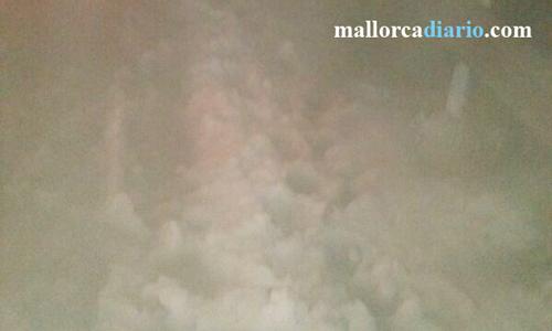 200 turistas del Imserso llevan 5 horas atrapados en Sa Calobra