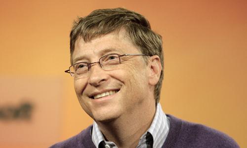 Bill Gates premiará a quien diseñe el preservativo perfecto