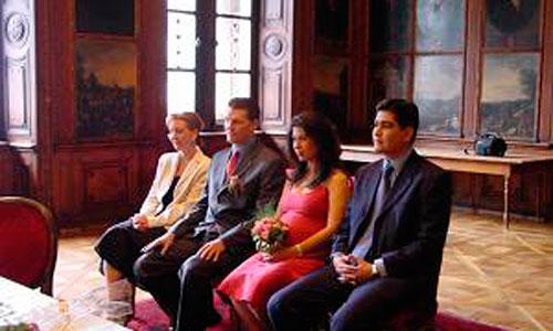 Las bodas civiles serán de pago