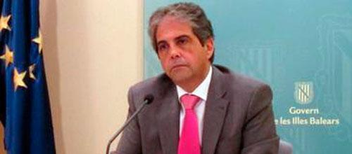 Bosch admite que los ataques de la oposición dañan la imagen de Bauzá